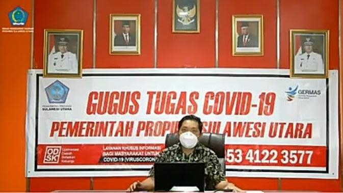 Kabar Baik dari Sulut, Pasien Sembuh dari Covid-19 Capai 2.000 Orang
