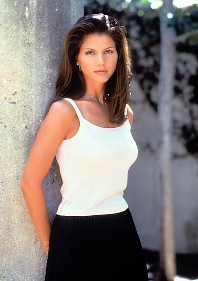 """Buffy the Vampire Slayer"" Charisma Carpenter as Cordelia Chase"