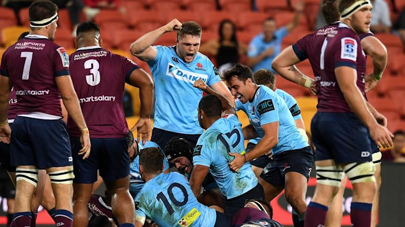 8b4ed96d6c6 Waratahs pile Super Rugby misery on Reds