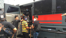 印尼抗議者多是青少年 (圖)