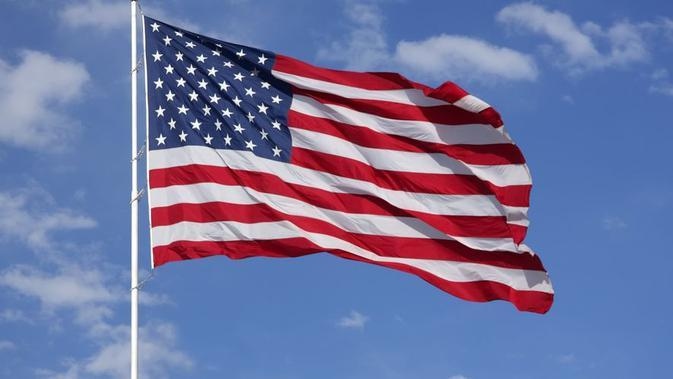 Bendera Amerika Serikat (AP PHOTO)