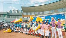 桃園盃四級棒球賽 20日開打