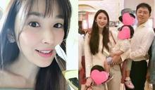 吳佩慈「未婚生4胎」爆豪門夢碎 準尪遭友提告追債3億