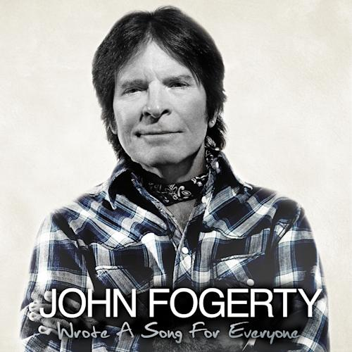 "This CD cover image released by Vanguard Records shows ""Wrote a Song for everyone,"" by John Fogerty. (AP Photo/Vanguard Records)"