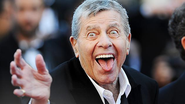 Jerry Lewis: I Can't Watch Women Do Comedy