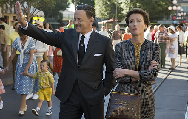 'Saving Mr. Banks' Trailer Reveals the Unknown 'Mary Poppins' Backstory