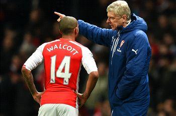 Time for Wenger to unleash Walcott as Arsenal eye another Manchester masterclass