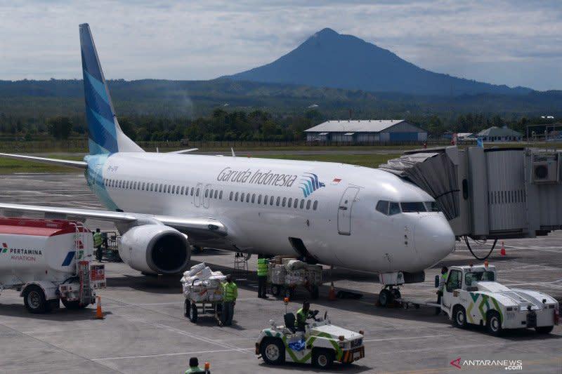 Garuda Indonesia buka penerbangan khusus kargo Manado-Narita