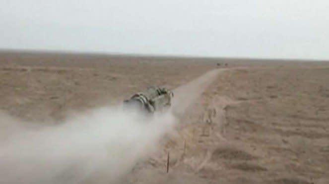 VIVA Militer: Peluncuran rudal China.