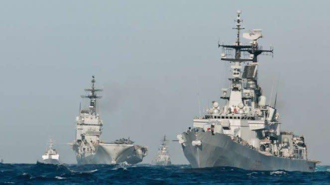 VIVA Militer: Armada tempur Angkatan Laut Italia (Marina Militare)