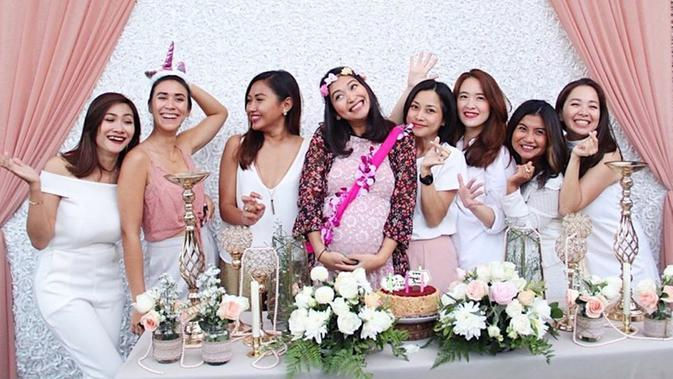 Perjalanan Kehamilan Anneke Jody (Sumber: Instagram/annekejd)