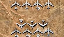 肺炎疫情與「飛機墳場」:航空業不景氣造就沙漠奇景