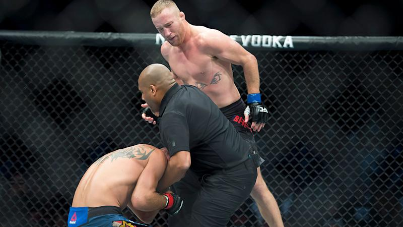 Justin Gaethje was too good for Donald Cerrone in Vancouver.