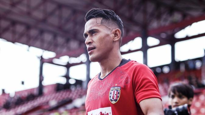 Kerinduan Sidik Saimima untuk Kembali Berlatih dan Bertanding Bersama Bali United