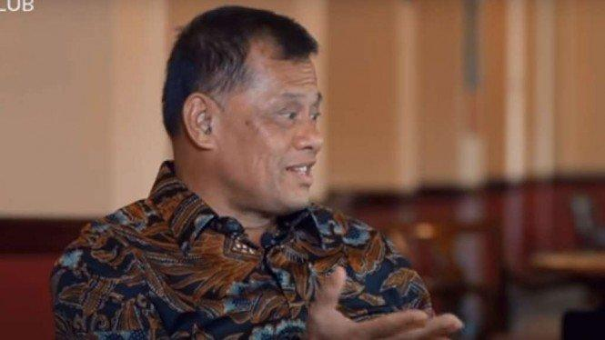 Aktivis KAMI Ditangkap Diborgol Polisi, Gatot Nurmantyo Tak Ciut Nyali