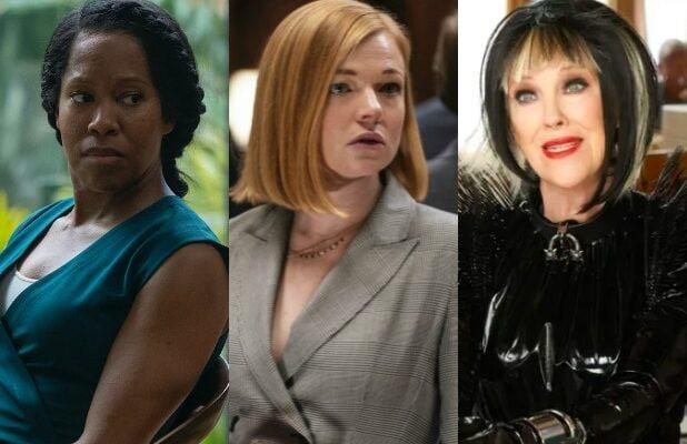 TCA Awards Winners: 'Watchmen' Dominates, 'Schitt's Creek' Gets Proper Sendoff From TV Critics
