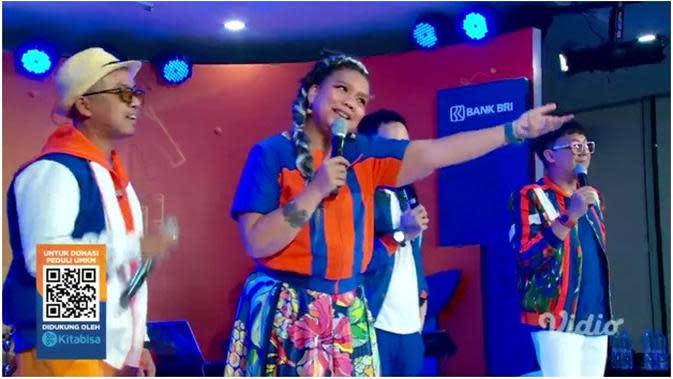 Puncak keseruan Pesta Rakyat Simpedes Episode 4 bersama Project Pop.