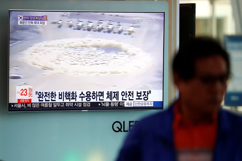 Latest North Korea quake shows legacy of instability at nuclear test site - South Korea