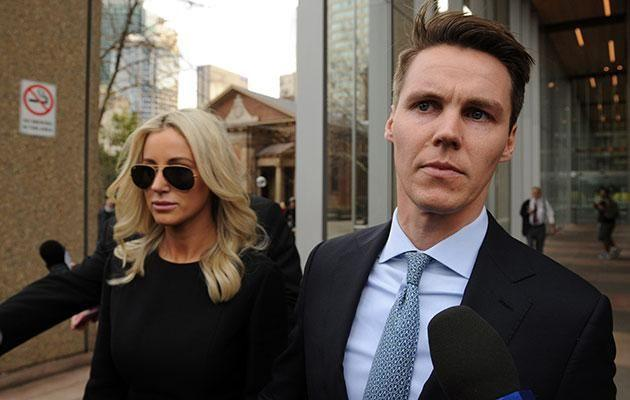 It has been quite a year for PR maven Roxy Jacenko since husband Oliver Curtis was sent to prison last June for insider trading. Source: Getty