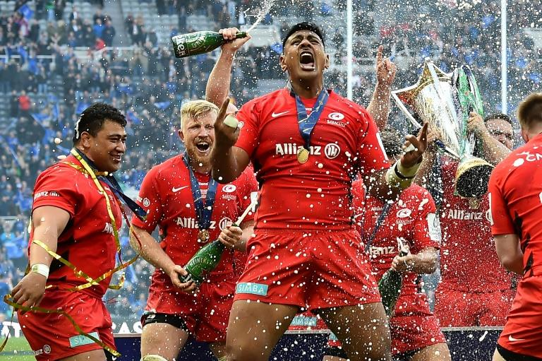 Saracens chief tells players to 'relish the big stage'