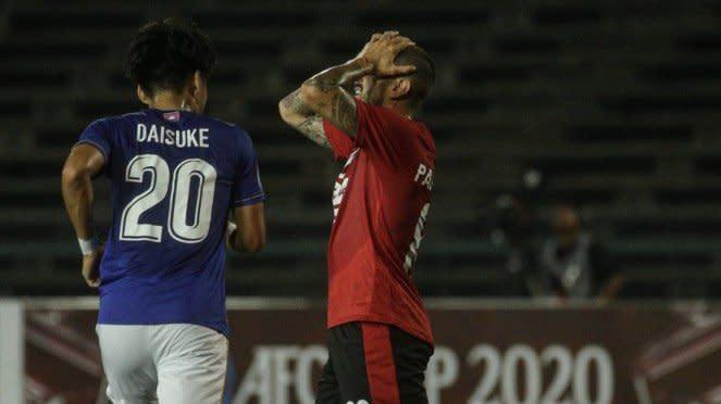 Gelandang Bali United, Paulo Sergio
