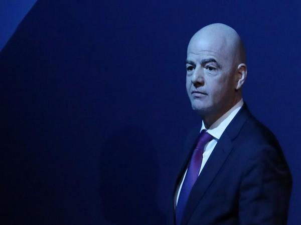 Gianni Infantino (File photo)