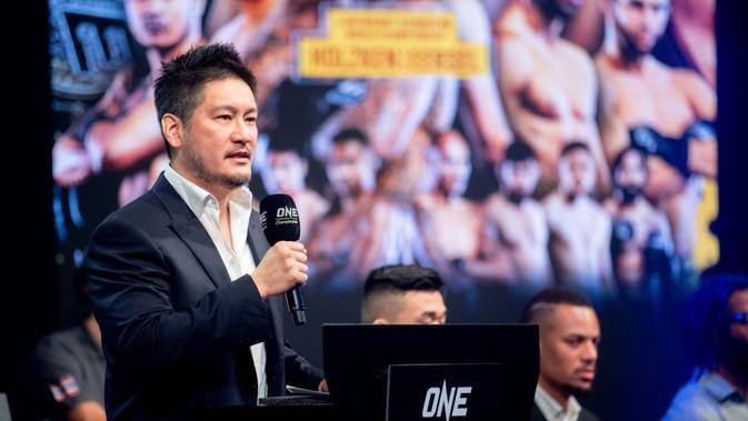 CEO ONE Championship Chatri Sityodtong. (Dok ONE Championship)