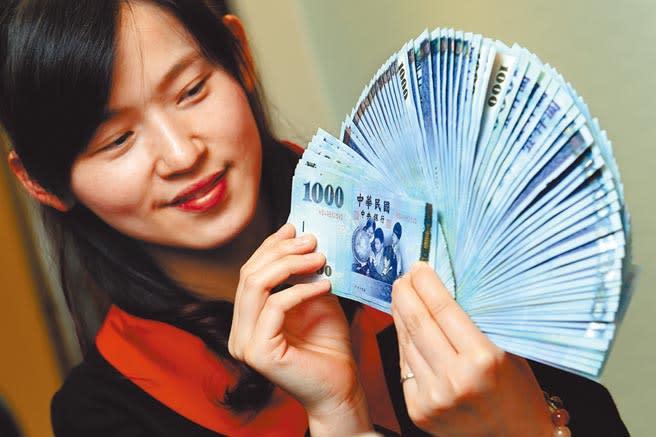 明年台幣會更強,對美元匯率28元成常態。(本報資料照片)