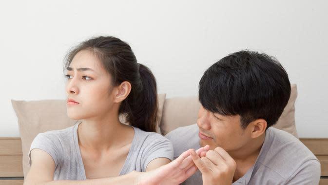 Memperbaiki keadaan setelah perselingkuhan./Copyright shutterstock.com