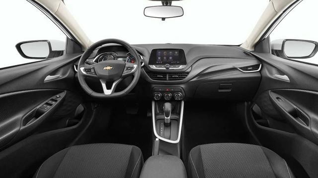 雪佛兰Onix Hatch 2020:通用汽车发布尺寸,新照片