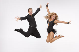 Louis Van Amstel's 'Dancing With the Stars: All-Stars' Week 3 Dish