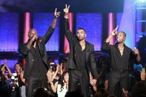 Tyrese, Ginuwine, and Tank Finally Get TGT Rolling