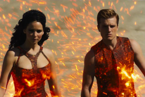 'Hunger Games: Catching Fire': Jennifer Lawrence Previews the IMAX Experience (Video)