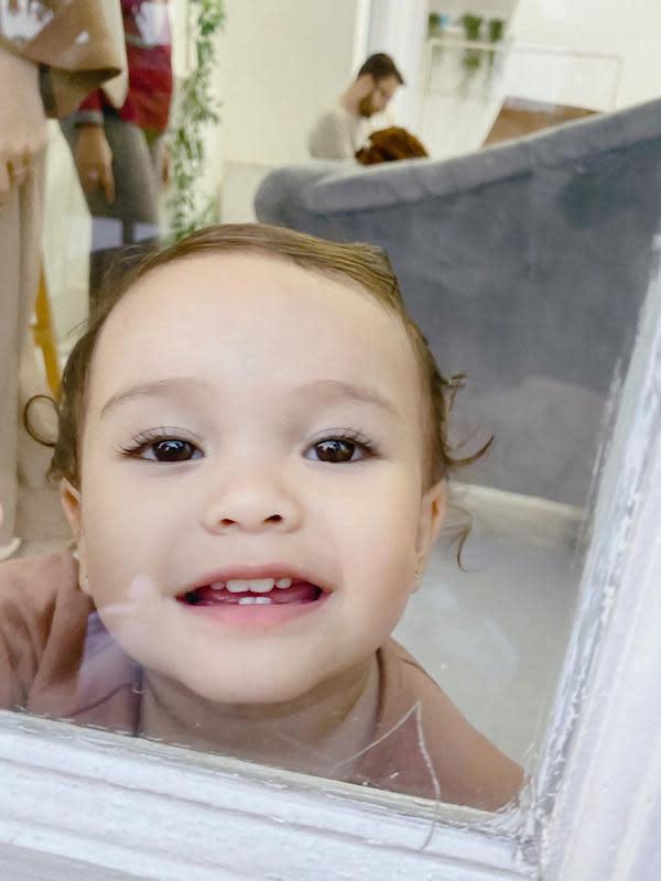 Shireen Amira Anak Irvan Farhad (Sumber: Instagram//shireenamirahafa)
