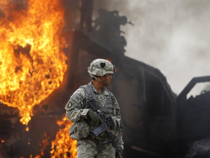 911周年美大使館遭攻擊 血腥戰爭何時能畫下句點