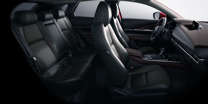 The front and back seats provide ample head and legroom for the driver and passengers. — Picture courtesy of Bermaz Motor