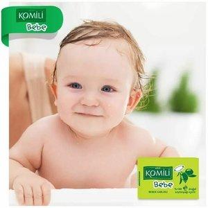 Komili 橄欖油嬰兒香皂 100g
