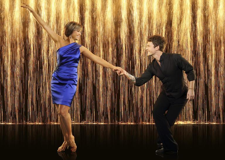 """Dancing with the Stars"" Season 16 DOROTHY HAMILL, TRISTAN MACMANUS"