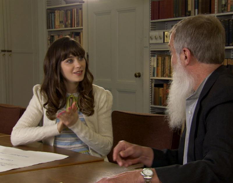Zooey Deschanel Connects to the Underground Railroad on 'Who Do You Think You Are?'