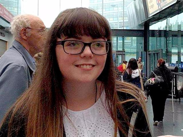georgina callander manchester attack victim
