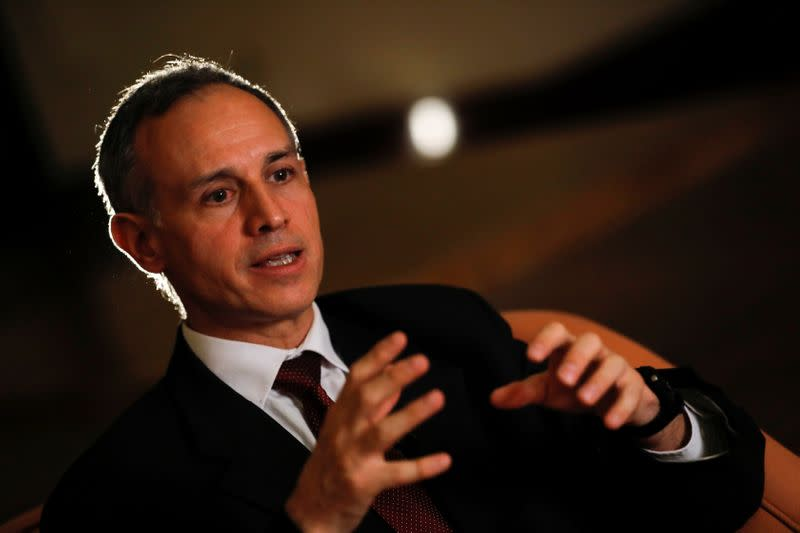 Mexico coronavirus peak still weeks away, pandemic czar says