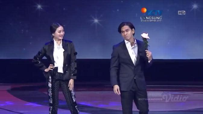 SCTV Awards 2019 malam puncak ditayangkan live Jumat (29/11/2019) mulai pukul 20.00 WIB