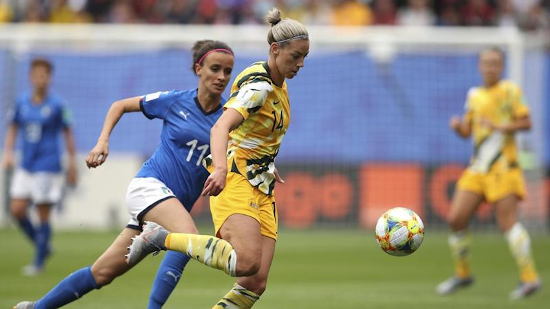 France Australia Italy WWCup Soccer