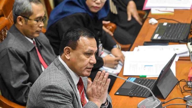 KPK Anggarkan Miliaran Rupiah untuk Mobil Dinas Pimpinan