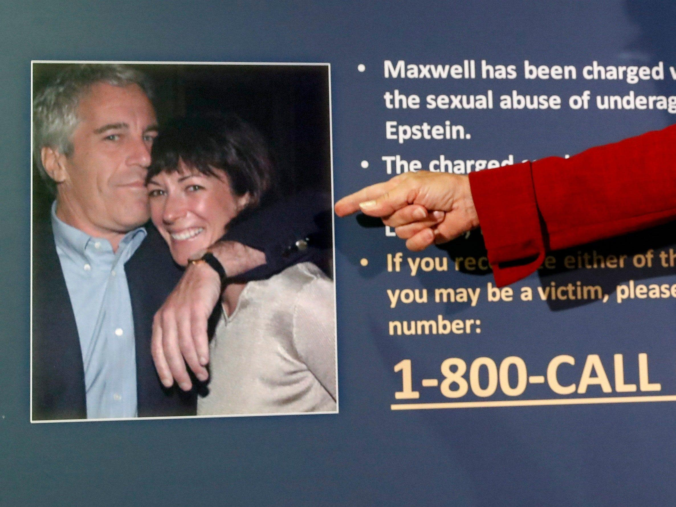 Ghislaine Maxwell has a '25% to 40% chance' of getting released from jail because of the coronavirus, former federal prosecutor says