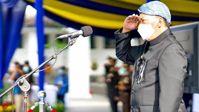 HUT ke-210 Kota Bandung, Momentum Perjuangan Warga Lawan Pandemi Covid-19