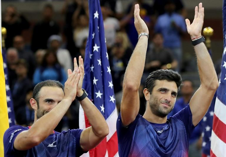 From boyhood foes to world tennis champs, the Colombian duo are looking to win three straight Grand Slams