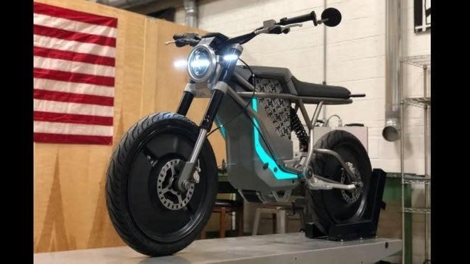 Cleveland Falcon Jadi Pilihan Baru di Segmen Motor Listrik