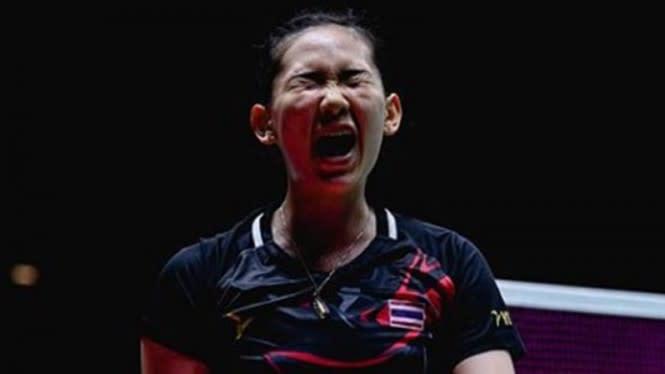 Tragis, Dara Muda Thailand Diamuk Ratu Bulutangkis Taiwan