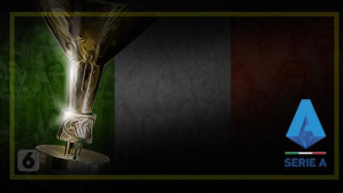 ilustrasi liga Italia (Liputan6.com/Abdillah)